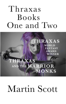 Thraxas books one and two