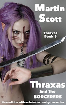 Thraxas book five