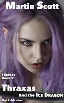 Thraxas book nine